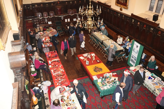 Russian Xmas Fayre Exeter Guildhall